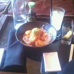 Photo taken at Ronin Sushi Bar by Dorian H. on 10/9/2011