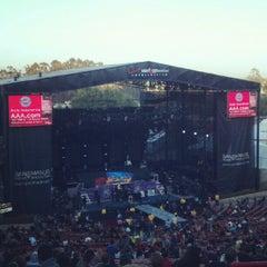 Photo taken at Verizon Wireless Amphitheatre by Steve W. on 6/23/2012