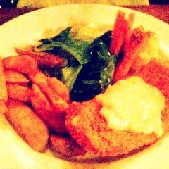 Photo taken at George & Dragon Café by ╃§chïŽø™╃ on 7/15/2011