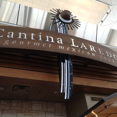 Photo taken at Cantina Laredo by Aaron F. on 3/9/2012