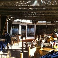 Photo taken at Restaurant Miramar by Tamara on 8/25/2012