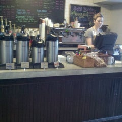 Photo taken at Dilworth Coffee House - The Original by Blayr N. on 5/16/2012