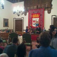 Photo taken at Ayuntamiento de Zamora by Tomyches M. on 9/3/2011