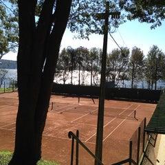 Photo taken at Clube de Campo do Castelo by Lucas B. on 7/21/2012