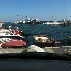 Photo taken at Selimpaşa Liman by Kadir on 9/5/2012