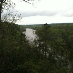 Photo taken at Raven Rock State Park by Robert R. on 3/24/2012