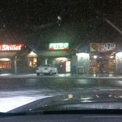 Photo taken at Petro Stopping Center by Michael A. on 2/19/2012