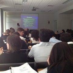 Photo taken at Università Campus BioMedico di Roma by Mauro B. on 5/23/2012
