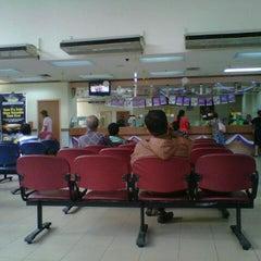 Photo taken at Bank Simpanan Nasional (BSN) by Izham G. on 8/27/2012