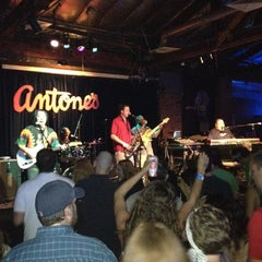Photo taken at Antone's by Taylor B. on 4/14/2012