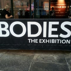 Photo taken at BODIES...The Exhibition by Cindy P. on 9/6/2012