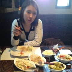 Photo taken at 까사브라질그릴 (Casa Brazil Grill) by 최혁수 on 4/17/2012