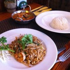 Photo taken at Sukhothai Palace by Thaís G. on 6/24/2012