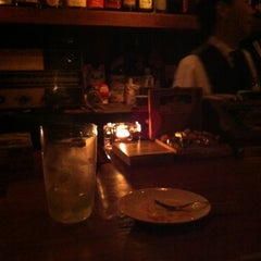 Photo taken at BAR ATOMIC AGE by Ikkei H. on 7/14/2012