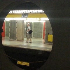 Photo taken at Metro Centrale FS (M2, M3) by Aldo C. on 9/13/2012