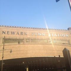 Photo taken at Newark Penn Station by Mayu on 6/29/2012