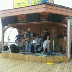 Photo taken at Ocean Annie's Beach Bar by Holly C. on 8/10/2012