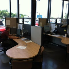 Photo taken at Lebanon Ford by Nathan N. on 7/9/2012