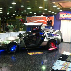 Photo taken at Donald E Stephens Convention Center by Steven R. on 8/9/2012