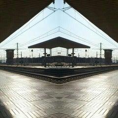 Photo taken at RENFE Reus by Sergi N. on 3/13/2012