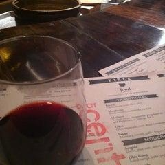 Photo taken at Bar Cento by Erika Z. on 4/14/2012
