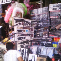 Photo taken at Pasar Gembrong by aris w. on 8/21/2012