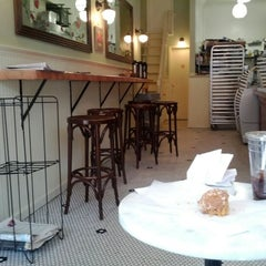 Photo taken at Trois Pommes Patisserie by Scott S. on 3/10/2012