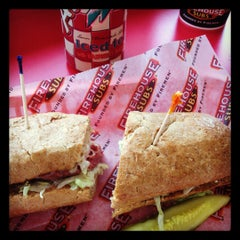 Photo taken at Firehouse Subs by B P. on 6/15/2012