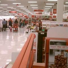 Photo taken at Target by TJ M. on 5/3/2012