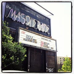 Photo taken at The Masquerade by Alex J. on 7/27/2012