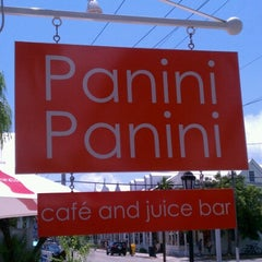 Photo taken at Panini Panini by Melanie C. on 9/3/2012