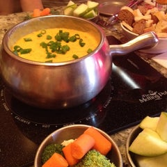 Photo taken at The Melting Pot by Kathy H. on 7/29/2012