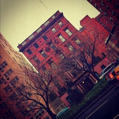 Photo taken at 23 Park Avenue by Alex B. on 2/14/2012