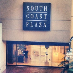 Photo taken at South Coast Plaza by jac 0. on 8/22/2012