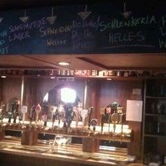 Photo taken at Novare Res Bier Cafe by Angela S. on 3/10/2012