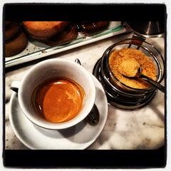 Photo taken at Zibetto Espresso Bar by J. Carlos G. on 8/13/2012