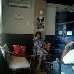 Photo taken at Mocha Blends by Chariz T. on 4/16/2012