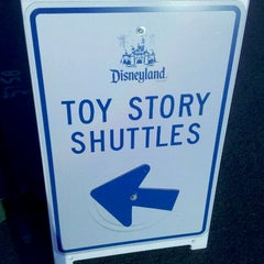 Photo taken at Toy Story Parking Lot by Darrell S. on 3/14/2011