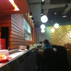 Photo taken at Kazu Sushi by Chris K. on 5/12/2011