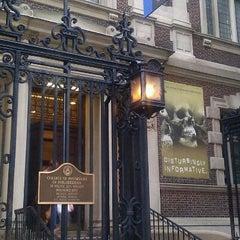 Photo taken at Mütter Museum by Elizabeth T. on 8/14/2011