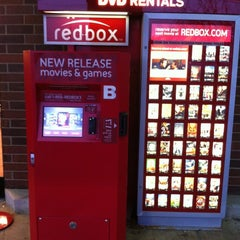 Photo taken at Redbox by Mike E. on 12/11/2011