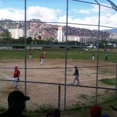 """Photo taken at Campo de Softball """"Tercera División"""" by Caraco on 12/10/2011"""