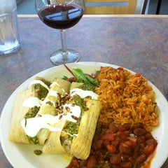 Photo taken at Reata Grill by Chuck P. on 8/19/2011