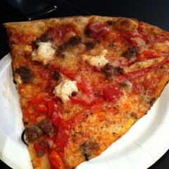 Photo taken at The Upper Crust Pizzeria by Danah S. on 5/10/2012