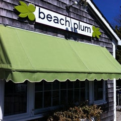 Photo taken at Beach Plum Cafe by Kim on 4/9/2011