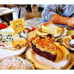 Photo taken at Sweet Lady Jane Bakery by Leeanne A. on 4/8/2012
