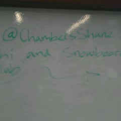Photo taken at IPFW Helmke Library by Shane C. on 1/17/2012
