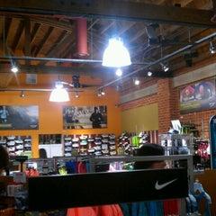 Photo taken at Fleet Feet Sports by alison on 3/14/2012