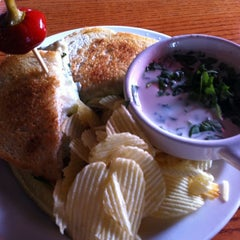 Photo taken at Hammontree's Grilled Cheese by Becky S. on 7/29/2011