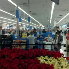 Photo taken at Walmart Supercenter by Michael H. on 11/27/2011